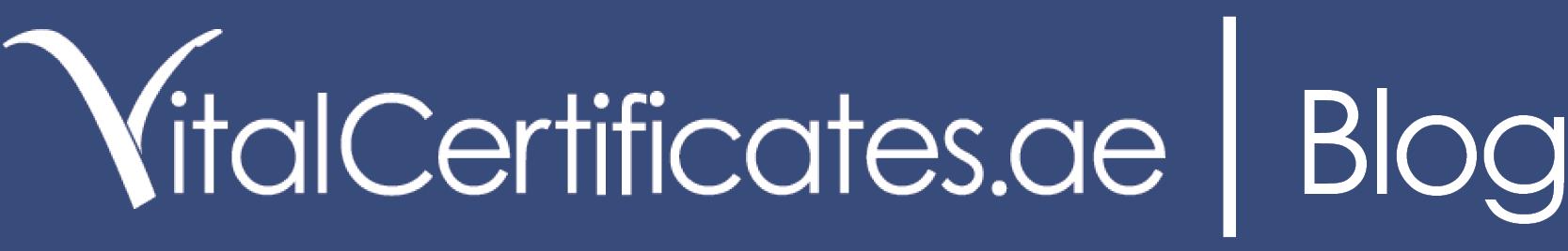 Vital Certificates UAE Blog | Consular Services in the UAE